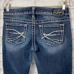 silver Aiko bootcut  jean size 29